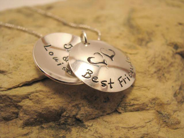 Best Friends - small locket